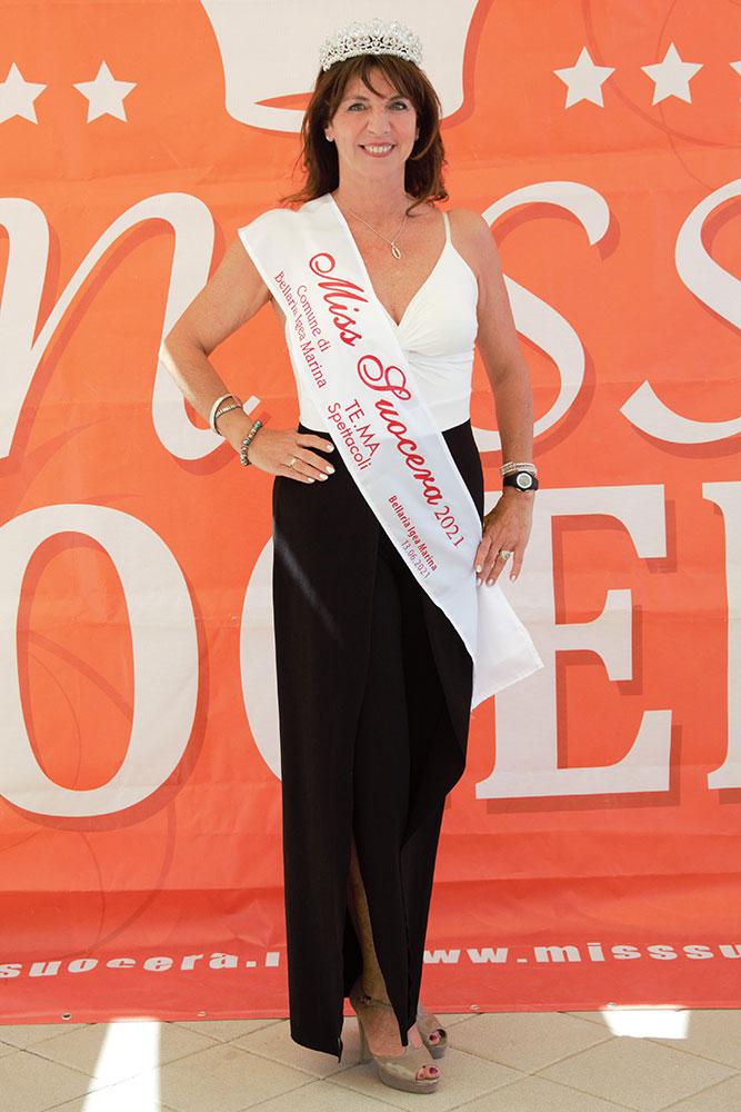 Donatella Galvani Miss Suocera 2021