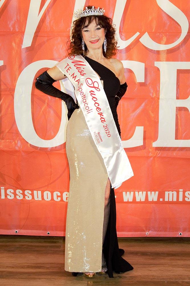 Edy Mestriner Miss Suocera 2020