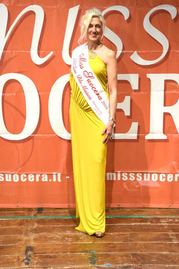 Patrizia Verlicchi Miss Suocera 2018