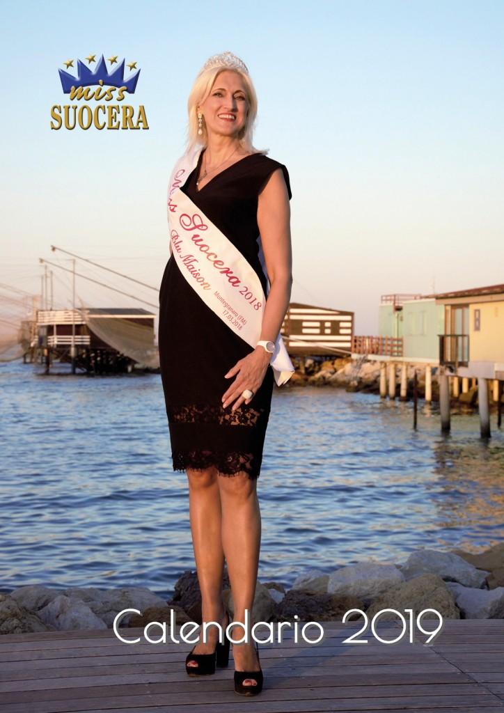 Calendario 2019 Miss Suocera 00 copertina