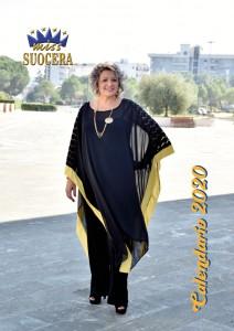 Calendario 2020 Miss Suocera - 00 copertina