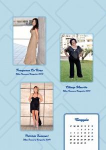 Calendario 2020 Miss Suocera - 01 gennaio