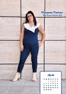 Calendario 2020 Miss Suocera - 04 aprile