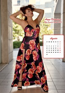 Calendario 2020 Miss Suocera - 08 agosto