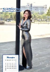 Calendario 2020 Miss Suocera - 11 novembre